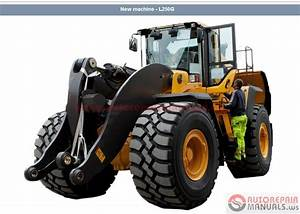 Volvo Wheel Loader G Series Service Training Cd