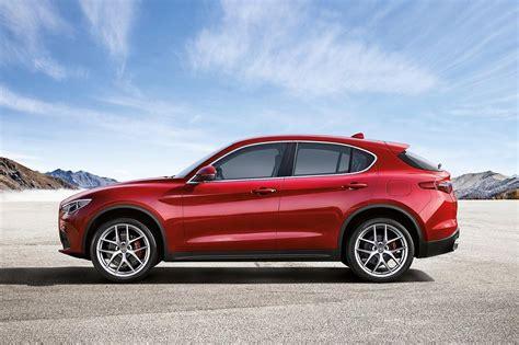 Alfa Romeo Stelvio 2018 Side