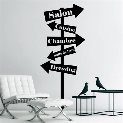 sticker citation chambre sticker citation salon cuisine chambre panneaux