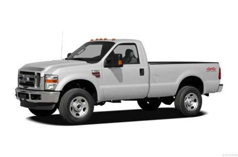 2008 Ford F-350 Models, Trims, Information, And Details