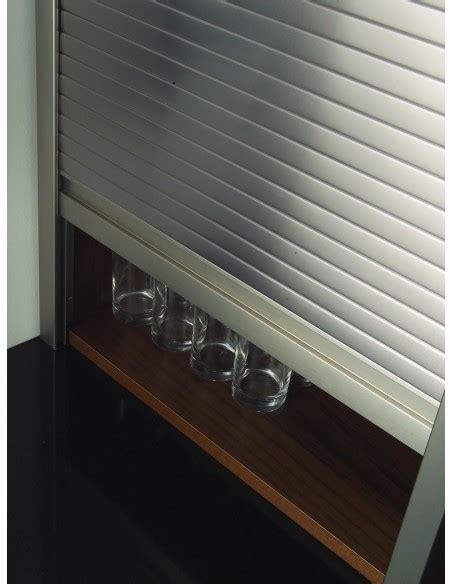 Metallic Line Rehau Tambour Door Kit Suits 1210 x 600mm