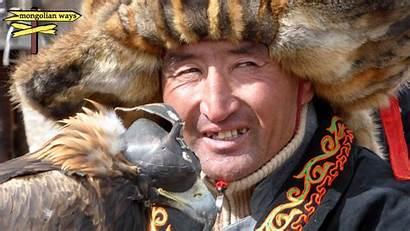 Mongolian Mongolia Reindeer Kazakh Ap Dukha Gobi