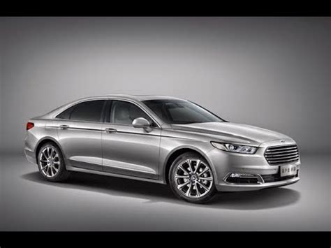 ford taurus redesign youtube
