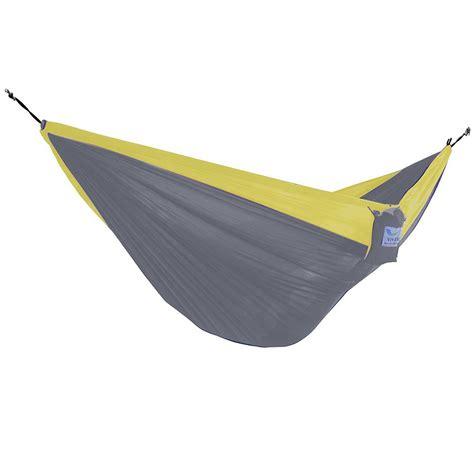 10 Foot Hammock by Vivere Vivere 10 Ft Parachute Hammock In Grey