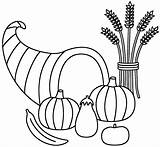 Wheat Coloring Horn Plenty Thanksgiving Sheaf Fall Bigactivities Printable Pages Autumn Horns Activity Happy Getcolorings sketch template