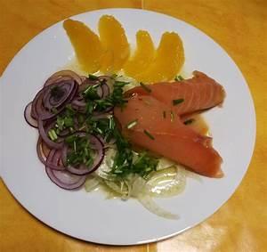 Salat Mit Geräuchertem Lachs : fenchel orangen salat mit ger uchertem lachs von babse ~ Orissabook.com Haus und Dekorationen