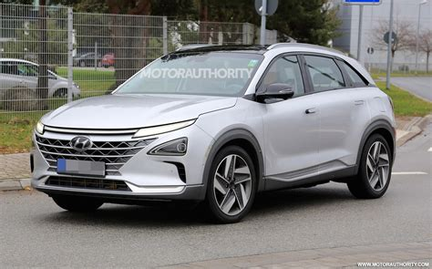 Hyundai 2019 : 2019 Hyundai Fuel Cell Suv Spy Shots