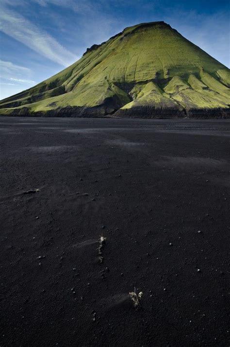 Iceland Black Sand Deserts
