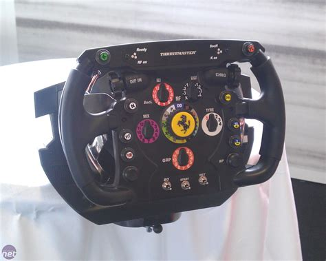 thrustmaster f1 wheel thrustmaster announces f1 replica racing wheel