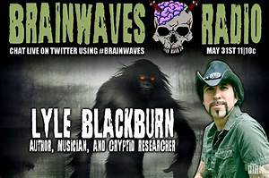 TONIGHT! #Brainwaves Episode 47: Lyle Blackburn