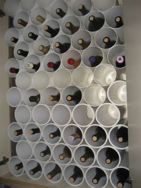 ideas  making   wine rack decor snob