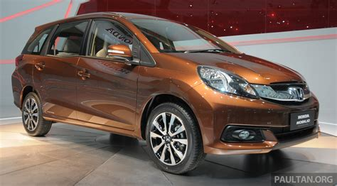 Honda Mobilio Picture by Honda Mobilio Technical Specifications And Fuel Economy