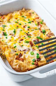 Cheesy Potato Breakfast Casserole Recipe
