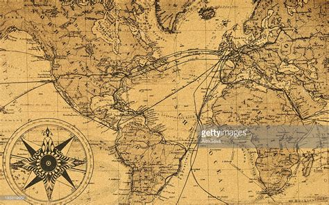 Vieille Carte Du Monde Acheter by Vieille Carte Du Monde Photo Getty Images