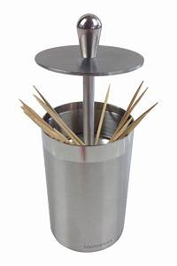 GHome2 Stainless Steel Toothpick Holder From Minneapolis