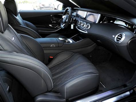 Refined taste comes with it as well. 2015 Mercedes-Benz C217 S65 AMG Coupe | BENZTUNING