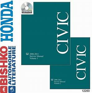 2006 2008 2010 2011 Honda Civic Shop Service Repair Manual