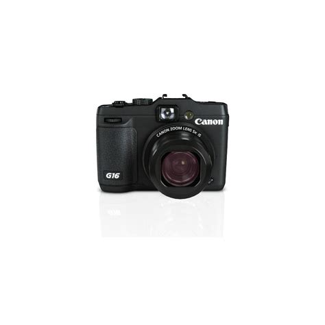 canon point and shoot canon power g16 point and shoot 8406b001