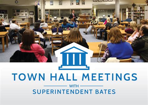 town meeting schedule for 2015 2016 school year