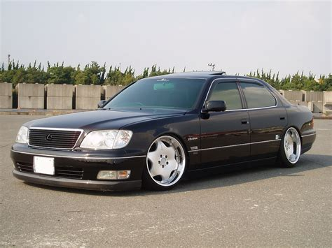 bagged ls400 vip style lexus ls400 celsior pictures 1 mello 39 s