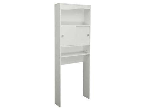 meuble de rangement wc machine 224 laver eos coloris blanc vente de armoire colonne 233 tag 232 re