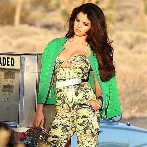 sophies fashion blog selena gomez  instyle magazine