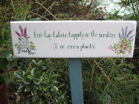 wooden signs with sayings bespoke wooden garden signs by okey dokey