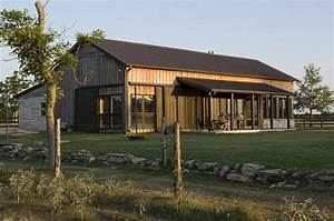 what are pole barn homes how can i build one metal With building a small pole barn