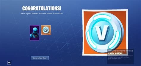 fortnite honor guard  dont worry heres