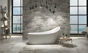Sol Bois Salle De Bain : quel carrelage choisir pour une salle de bains plus zen ~ Premium-room.com Idées de Décoration