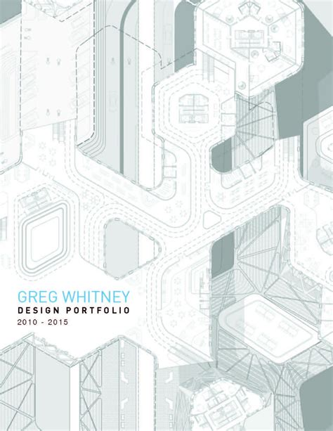 12772 architecture cover page design 10 outstanding architecture portfolio exle covers the