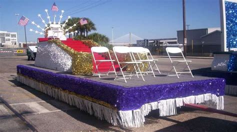 Rent A Parade Float. Parade Float Rentals