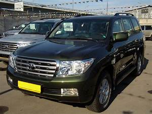 2009 Toyota Land Cruiser Specs  Engine Size 4500cm3  Fuel