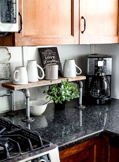 diy kitchen designs 35 best diy farmhouse kitchen decor projects and ideas 3399