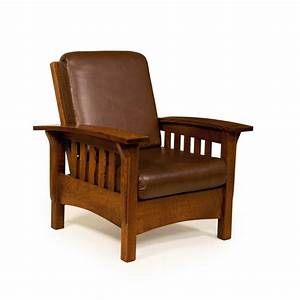 Amish Made Morris Chair Lancaster PA Snyder's Furniture