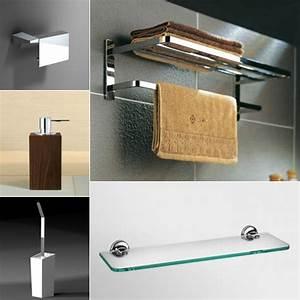 Accessoires Pour Salle De Bain : accessoires et quipement de salle de bains ~ Edinachiropracticcenter.com Idées de Décoration