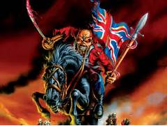 Iron Maiden The Trooper Wallpaper Iron maiden the trooper iron  Iron Maiden Trooper Wallpaper