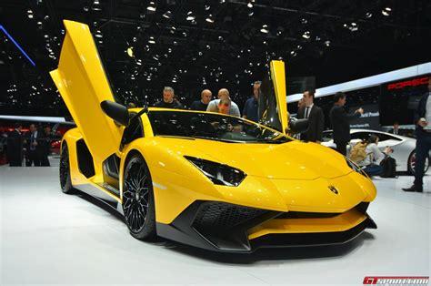 Lamborghini Aventador Sv Roadster Confirmed