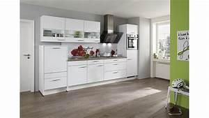 Küchenzeile Inkl Geräte : nobilia einbauk che k chenzeile inkl e ger te 535 ~ Buech-reservation.com Haus und Dekorationen