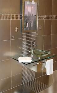 Badezimmer Fliesen Mosaik : bad mit mosaikfliesen 34 interessante ideen ~ Eleganceandgraceweddings.com Haus und Dekorationen