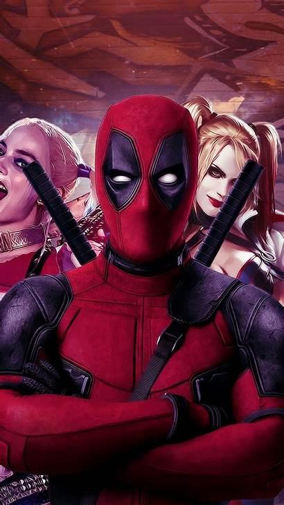 Quinn Harley Suicide Squad Margot Deadpool Robbie