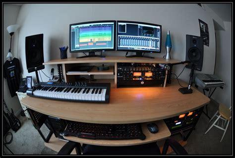 recording studio mixing desk modern recording studio desk for home recording studio