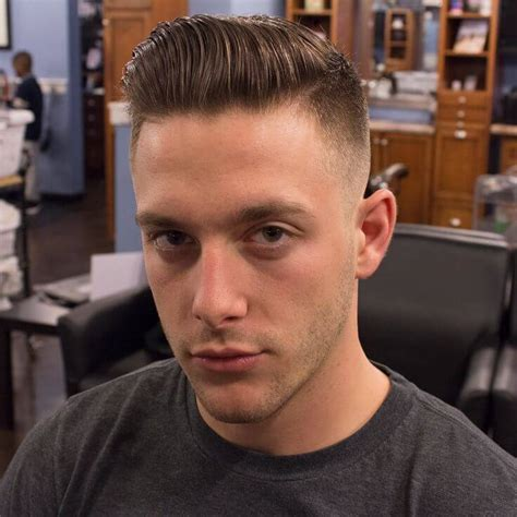 Taper Fade Haircut Ideas   Mens Hairstyle Guide
