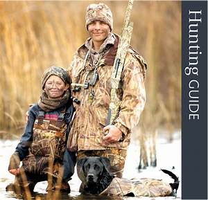 Hunting Guide 2016