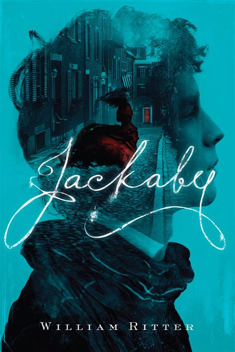 arc review jackaby  william ritter   hermit