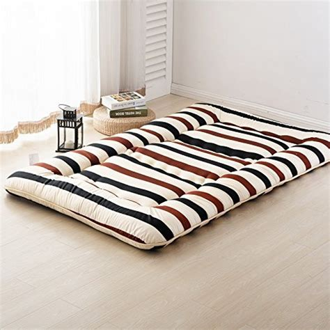 Futons For Sale Cheap by Stripes Beige Futon Tatami Mat Japanese Futon Mattress
