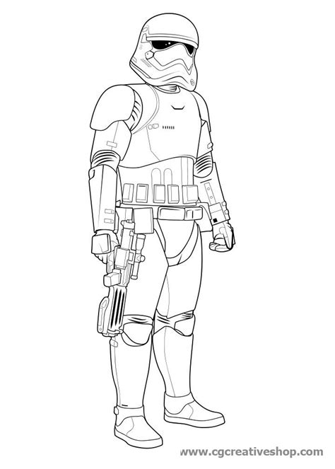 sta da colorare soldati imperiali guerre stellari disegno da colorare
