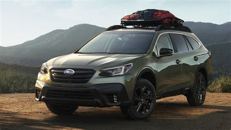 Subaru Outback 2020 2020 subaru outback debuts as the safest most capable
