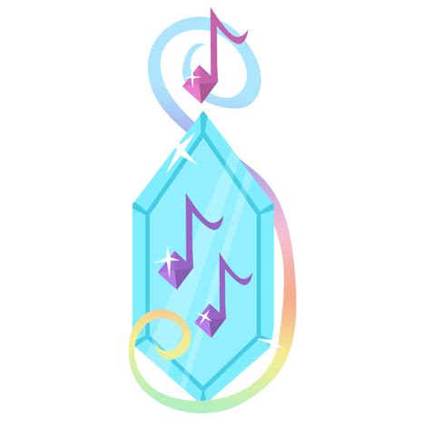 Mlp Crystal Cutie Mark Necklace Pictures To Pin On