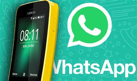 the whatsapp news we been waiting for will transform these popular phones express co uk